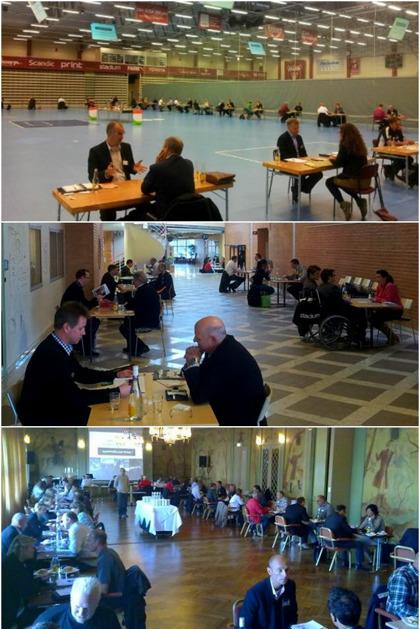 Bilder från tidigare Speed Business®-möten i FalunBorlänge