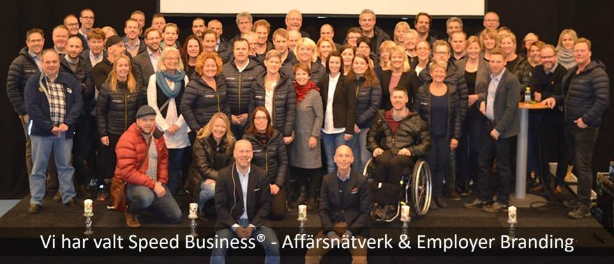 Några av de företagsledare som valt Speed Business® - AFfärsnätverk & Employer Branding