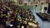 Ca. 400 personer såg föreläsningen med Mark Levengood