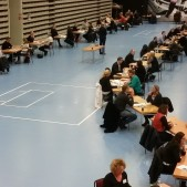 Speed Business med deltagare från Kopparstaden, Falun Energi och Vatten, Securitas m.fl.