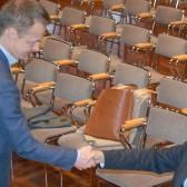 Triatech och Kjell Nohrstedt Styrelseakademien på Speed Business