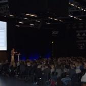 Speed Business med samarbetspartners - Ola Rosling föreläste i Jalas Arena, Falun