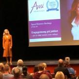 Ami Hemviken föreläser för Speed Business