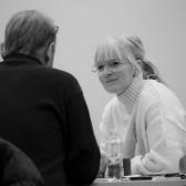 Jessica Öhlund från IKEA på Speed Business® nov 2019 med Mika Snell som arrangör
