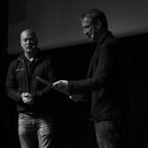 Mika Snell och Per Holknekt efter föreläsning för Speed Business® i november 2019