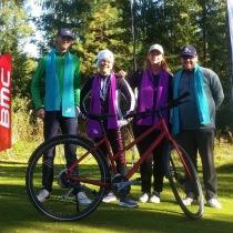 Mäklarhuset Borlänge på Speed Business Golfen 2020