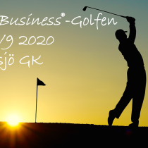 Speed Business® Golfen 11 september 2020 på Dalsjö Golfklubb