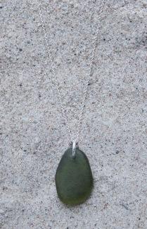 Mossy halsband