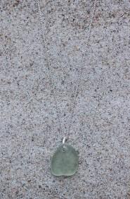 Lime halsband
