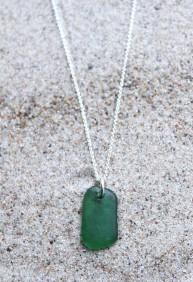 Greenery halsband