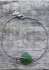 Green armband