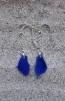 Sapphire örhängen