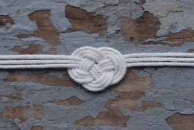 The Seaman´s knot big.