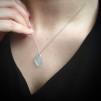 Sapphire halsband