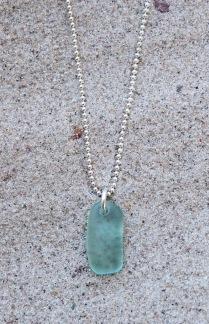 Aqua halsband