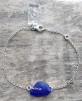 Sapphire armband