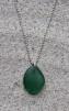 Lovely Green halsband