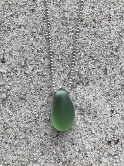 Other Way Green halsband