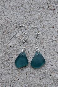 Radiant Blue örhängen