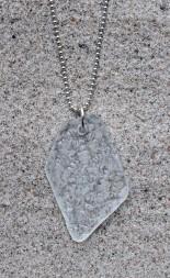 Shimmering halsband