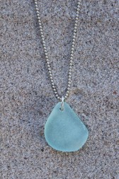 Blue Ice halsband