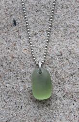 Luminous Green halsband