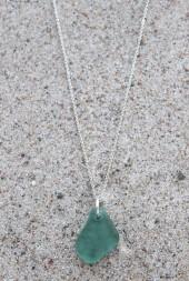 Turquoise halsband
