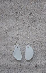 White örhängen