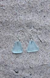 Blue angles örhängen