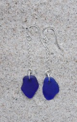 Bluest Blue örhängen