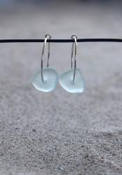 Small loop Air örhängen