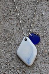 Perfect Match Peaceful Blue halsband