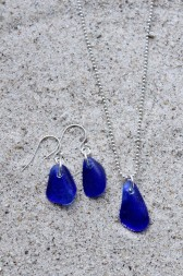 Twisted Royal Blue set