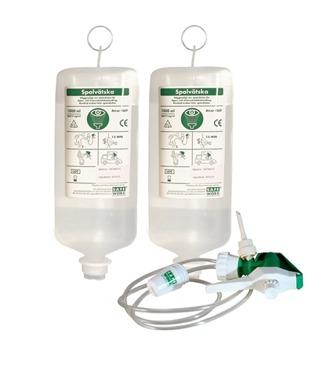 Spolvätska 2 X 1 liter + Spolaggregat