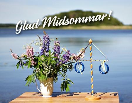 Vi på Bravida och Almqvist & Brunskog vill önska dig en riktigt Glad Midsommar!