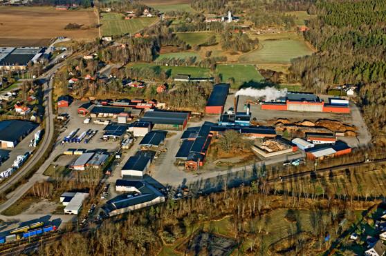 Fastigheten i Bräkne-Hoby