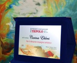Art Award Tiepolo, Italy, 2016