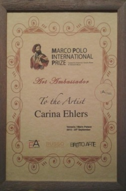 MarcoPolo ~ International Art Award