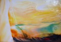 Original Encaustic Art Cards - ArtCard7