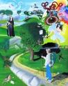 Giclée prints on canvas, på kilram/in stretcher frame - CHOICES - 60x75 cm - Giclée/digigraphie, uppspänd På KILRAM