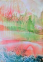 Original Encaustic Art Cards - ArtCard32