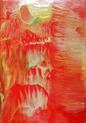 Original Encaustic Art Cards - ArtCard28