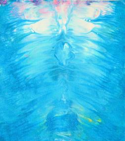 Reunion - 15x20 cm - Akryl på canvas