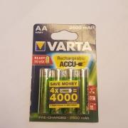 Varta 1,2V 2600mAh 4-pack