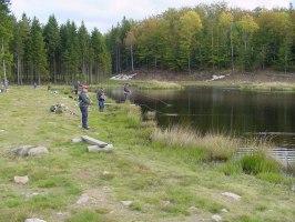 Damm vid fisketävling1
