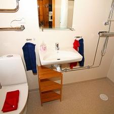 Wc och duschrum