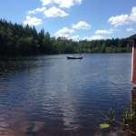 En båttur på sjön