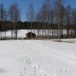 Vinter i Boanäs