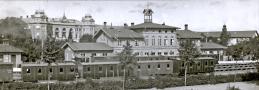 Före 1893 års tillbyggnad