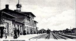 1902 - tåg från norr